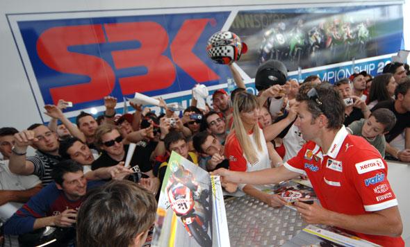 Superbike World Championship 08 / Paddock Show
